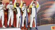 """News: VIDEO AND PHOTOS - Rossi after Gulf 12 Hours: """"Happy about the podium."""""""