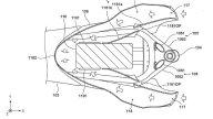 Moto - News: La prima moto elettrica di Honda sta arrivando: le foto dei brevetti