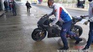 MotoGP: ESCLUSIVA: ecco la nuova Honda MotoGP 2021 a Jerez con Bradl!