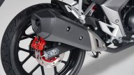 Moto - News: Kymco Visar 125 CBS 2021: la moto per i 16enni - caratteristiche e foto