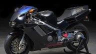 Moto - News: Honda NR750: trent'anni dopo si veste di nero ed è ancora magnifica