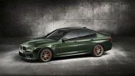 Auto - News: BMW M5 CS 2021: la più potente di sempre con 635 cv! Caratteristiche e foto