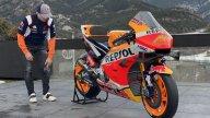 MotoGP: Pol Espargarò and Honda: first contact... on a terrace