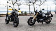 Moto - Test: BMW R NineT 2021: anche l'occhio vuole la sua parte…