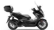 Moto - News: Honda Forza 125, il piccolo scooter ora ha il controllo di trazione