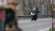 Moto - Test: Honda Forza 350 2021 - TEST
