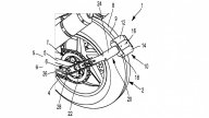 Moto - News: Michelin brevetta un sistema di retromarcia per moto