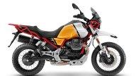 Moto - News: Moto Guzzi V85 TT 2021, la vintage-enduro cambia pelle
