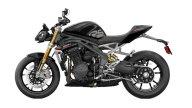 """Moto - News: Triumph Speed Triple 1200 RS, la naked 3 cilindri più """"tutto"""" di sempre"""