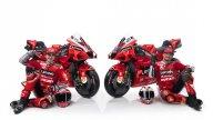 MotoGP: TUTTE LE FOTO - Rivoluzione Rossa: le Ducati 2021 di Miller e Bagnaia