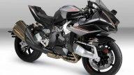 Moto - News: Bimota Tesi H2 Carbon 2021 - le prime FOTO