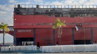 MotoGP: The flames that damaged the Rio Hondo circuit have been brought under control