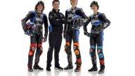 MotoGP: LE FOTO - La Ducati Marini e le Moto2 di Bezzecchi e Vietti griffate Sky