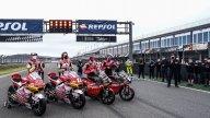 News: Test Valencia: Moto2 e Moto3 in pista nel ricordo di Fausto Gresini