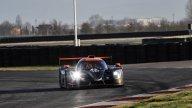 News: Mattia Pasini dreams of Le Mans, in action with the LMP3