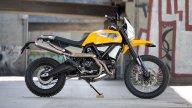 Moto - News: Ducati Scrambler Tuttoterreno, la special versatile e leggera