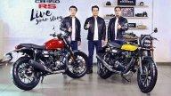 Moto - News: Honda CB350RS, la Sport Classic solo per l'India