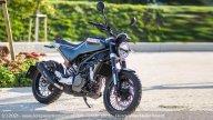 Moto - News: Husqvarna Svartpilen 125, confermato il debutto in Europa [VIDEO]