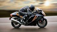 Moto - News: Suzuki Hayabusa Web Edition, 10 esemplari prenotabili online