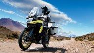 Moto - News: Suzuki V-Strom 1050 XT 2021: arrivano nuove colorazioni