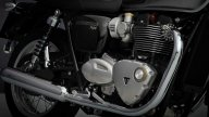 Moto - News: Triumph Bonneville 2021: la gamma modern-classic si rinnova