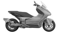 Moto - News: Yamaha E01, lo scooter elettrico vicino alla produzione?