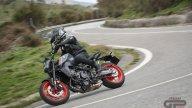 Moto - Test: Video prova Yamaha MT-09, caratteristiche, foto, pregi e difetti