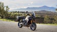 Moto - Test: Prova Yamaha Tracer 9 e Tracer 9 GT: la sport touring che urla