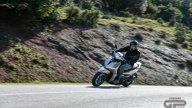 Moto - Test: Video prova nuovo Piaggio Beverly 300 e 400 HPE 2021: carisma e versatilità