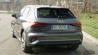 Auto - Test: Prova Audi A3 Sportback 40 TFSI e: l'ibrida una e trina sempre più evoluta
