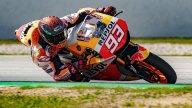 MotoGP: Il ritorno di Marc Marquez: lo spagnolo spinge al limite la Honda RCV213