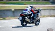 Moto - Test: Video Prova Suzuki Hayabusa 2021: in sella al falco