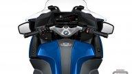 Moto - Test: Video prova BMW R 1250 RT, caratteristiche, prezzo, pregi e difetti