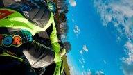 """MotoGP: Valentino Rossi fa il verso a Robin Williams con un """"Buon Giorno Mugelloooooo!"""""""