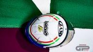MotoGP: Savadori's tribute to Gresini: in Qatar with Fausto's helmet