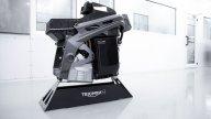 Moto - News: Triumph TE-1: l'elettrica si fa sempre più vicina