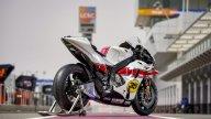 MotoGP: Crutchlow in Qatar con una livrea speciale per i 60 anni di Yamaha