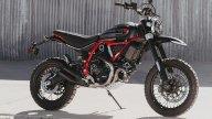 Moto - News: Ducati Scrambler Desert Sled Fasthouse, 800 esemplari celebrativi