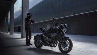 Moto - News: Honda CB1000R Black Edition, le neo sport cafe si veste di nero
