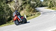Moto - Test: Nuovi Piaggio Beverly 300 HPE e 400 HPE 2021 - TEST