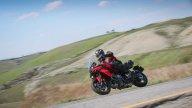 Moto - Test: Yamaha Tracer 9 GT 2021 - TEST