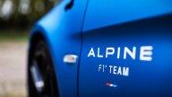 Auto - News: Alpine A110 Trackside: l'auto di Alonso ed Ocon dei GP Europei di F1