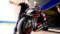 MotoGP: Dovizioso-Aprilia: tre giorni di passione con la RS-GP21 a Jerez