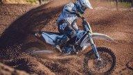 Moto - News: NON ENTRARE: Husqvarna Motorcycles FC e TC 2022: svelata la gamma motocross