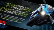 Moto - News: Suzuki GSX-R Racing Academy 2021: al via le iscrizioni - calendario