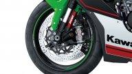 Moto - Test: Verso la prova: Kawasaki ZX-10R ed RR MY2021, la regina della SBK si evolve