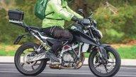 Moto - News: KTM Duke 125 e Duke 390 MY2022: ecco le foto spia delle piccole naked