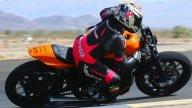 Moto - News: NON ENTRARE!!! Patricia Fernandez, la donna più veloce su strada, alla prova della bagger