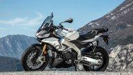 Moto - News: Aprilia Tuono V4 2021: nuove foto e prezzi ufficiali