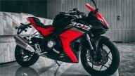 Moto - News: Benelli BN 302R: foto e dati ufficiali dalla Cina.